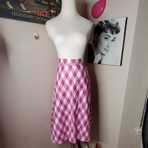 NWT Heart of Haute PUG Pinup skirt